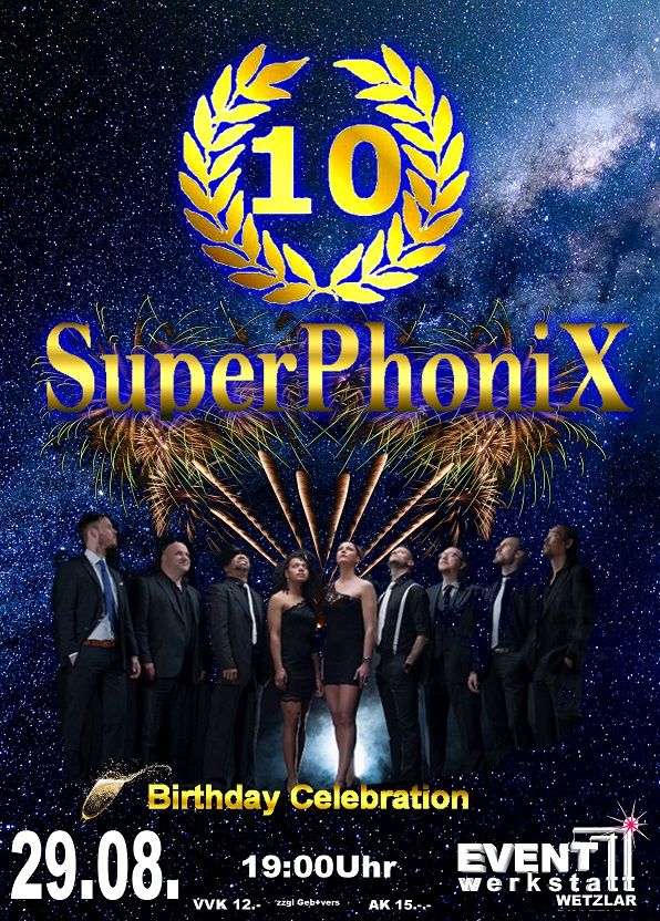 29.08.2020 - SuperPhoniX