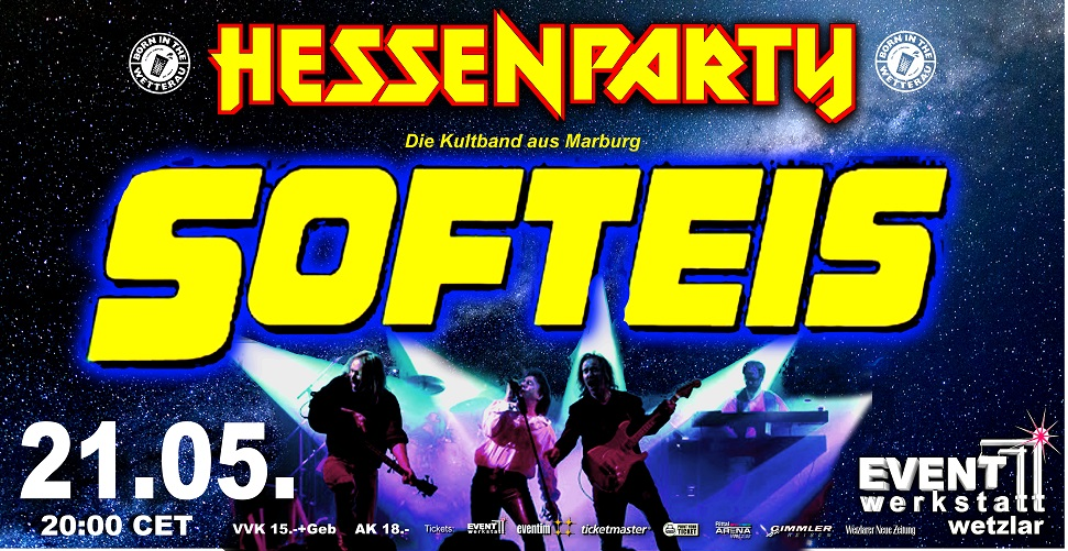 21.05.2021 - HESSENPARTY feat. SOFTEIS